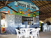 Barraca em Quixaba - Brisa do Mar