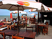 Barraca / Restaurante Lazy Days - Canoa Quebrada