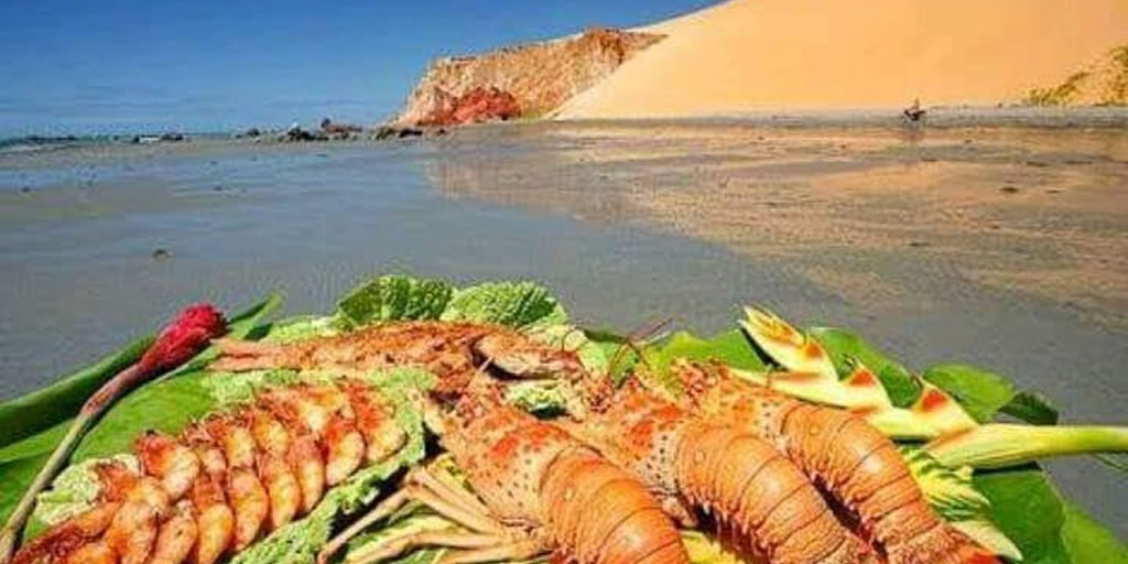 Ponta Grossa - Canoa Quebrada