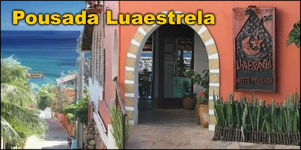 Pousada Lua Estrela - Canoa Quebrada