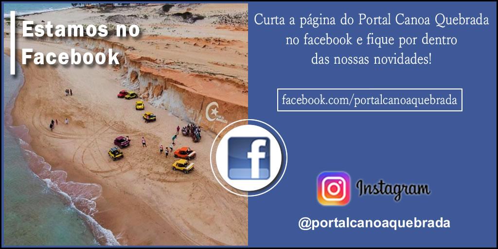 Portal Canoa Quebrada no Facebook