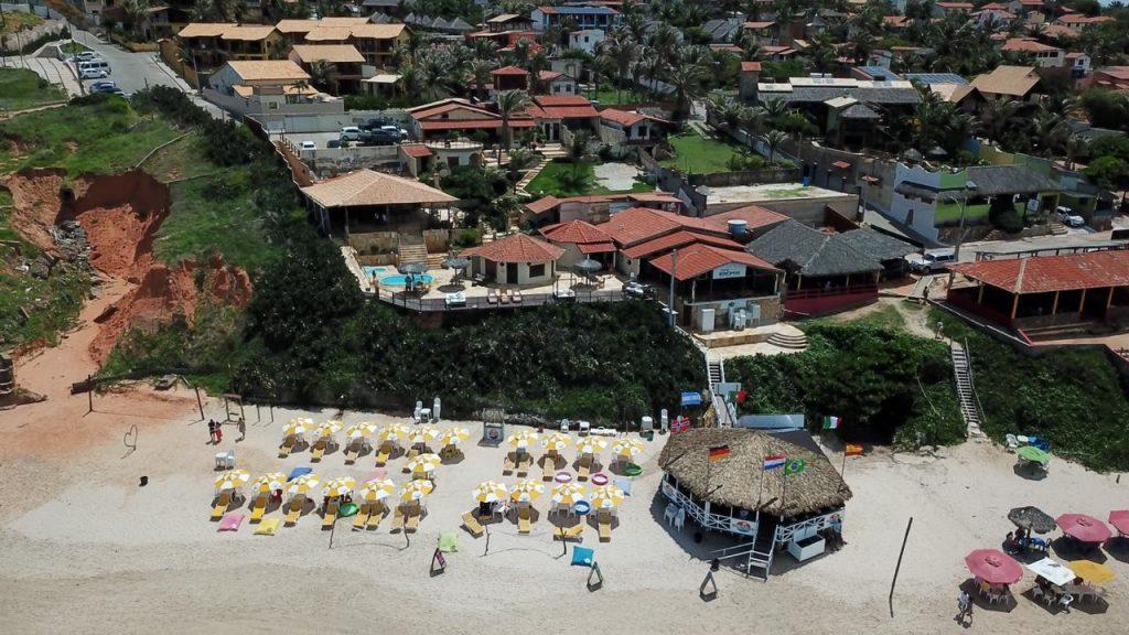 Pousada Vila Canoa - Praia de Canoa Quebrada