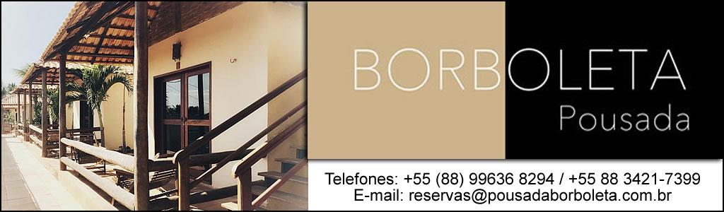 Pousada Borboleta - Canoa Quebrada