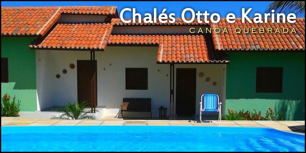 Chalés Otto e Karine - Canoa Quebrada