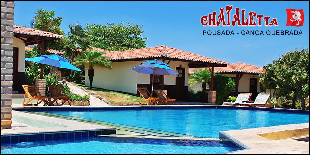 Pousada Chataletta - Canoa Quebrada