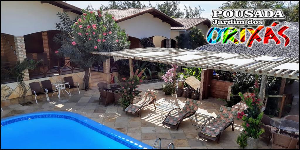 Jardim dos Orixás - Canoa Quebrada