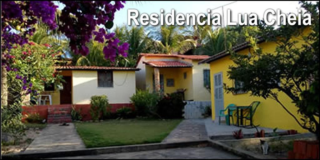 Residencia Lua Cheia - Canoa Quebrada