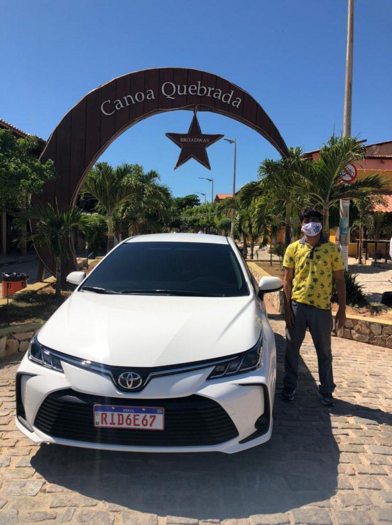 Taxi eloi - Canoa Quebrada