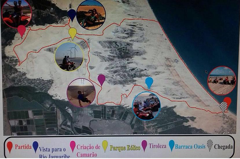 Arriegua Adventure - Canoa Quebrada