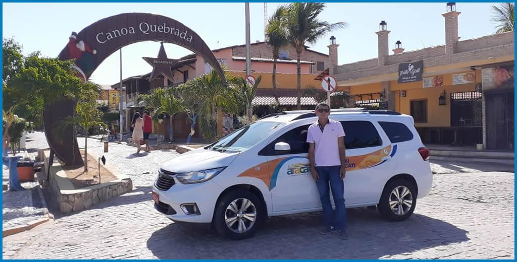 Antonio Taxi - Canoa Quebrada
