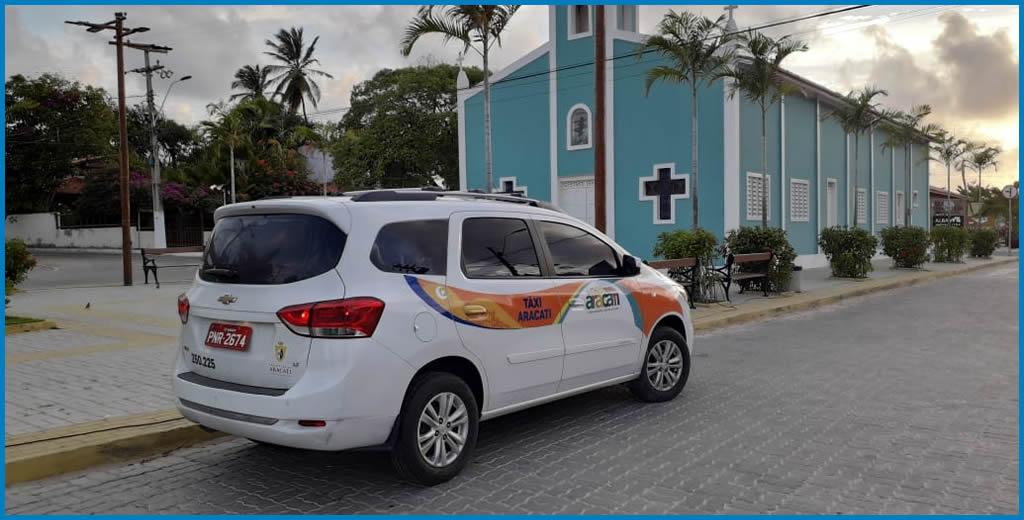 Taxi Lauro - Canoa Quebrada