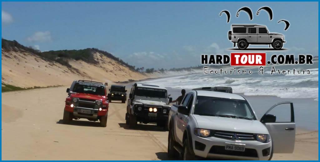 Transfer pela Praia - Canoa Quebrada