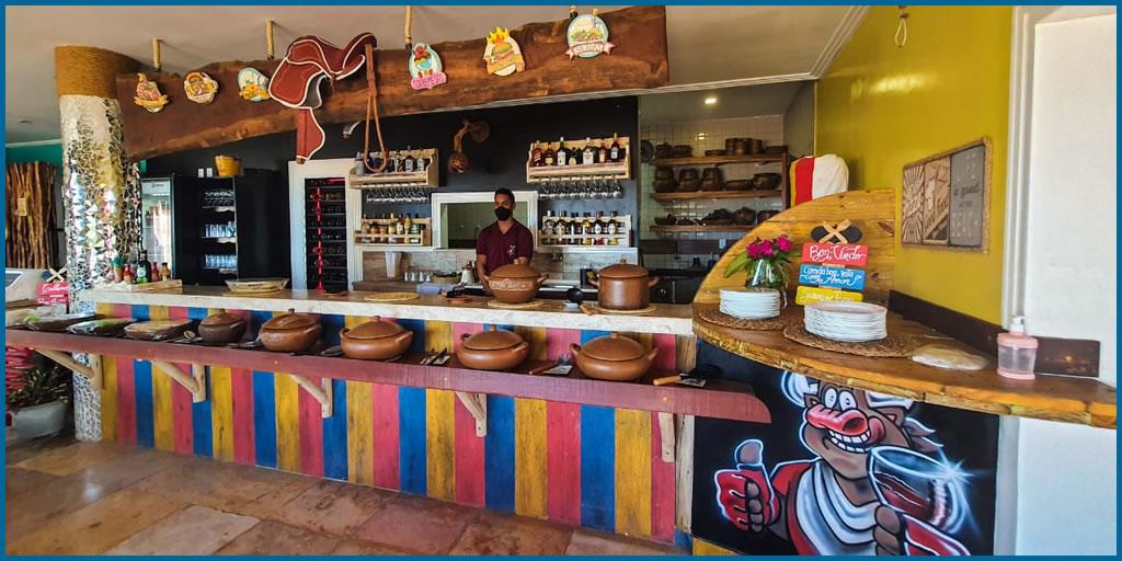 Restaurante Boi Bravo - Canoa Quebrada