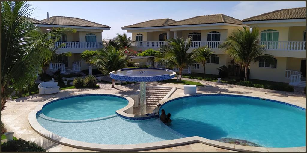 Green Paradise Residence em Canoa Quebrada